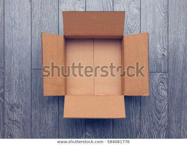 Open Cardboard Box Icon Ad Paid Affiliate Cardboard Box Icon Open Box Icon Background Design Cardboard Box