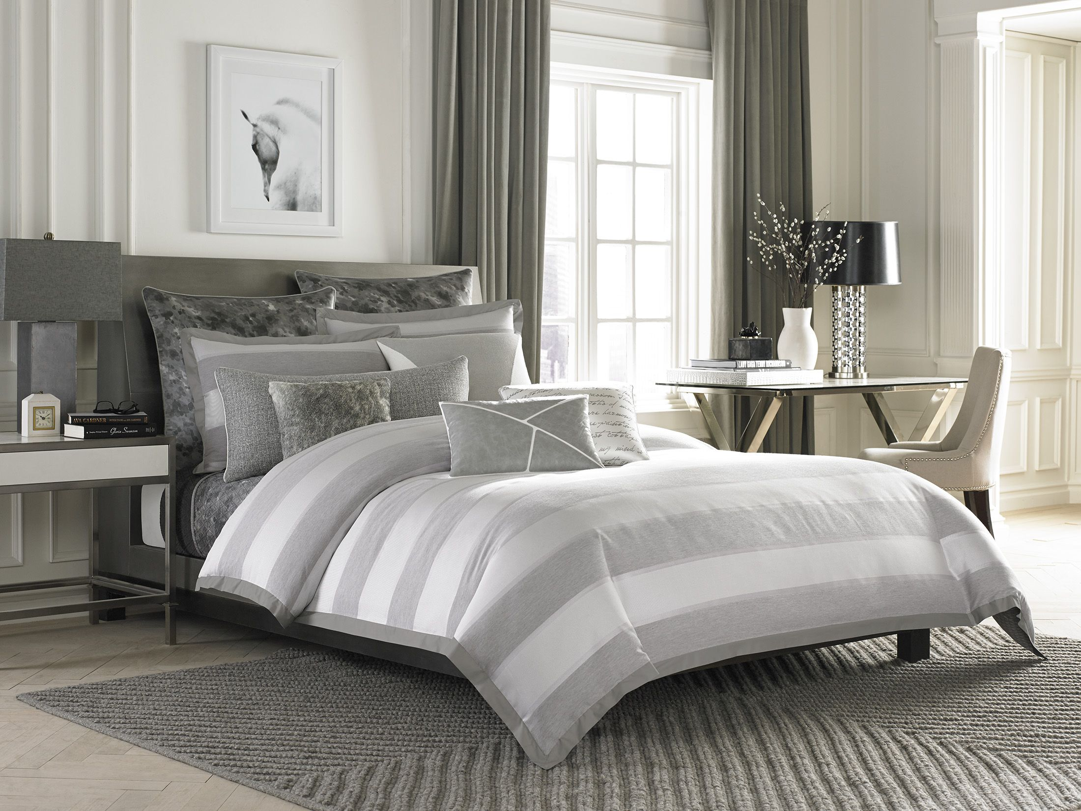 collections bed lovely bedding set forter of comforter spade kate camuto basel sets vince baby mini