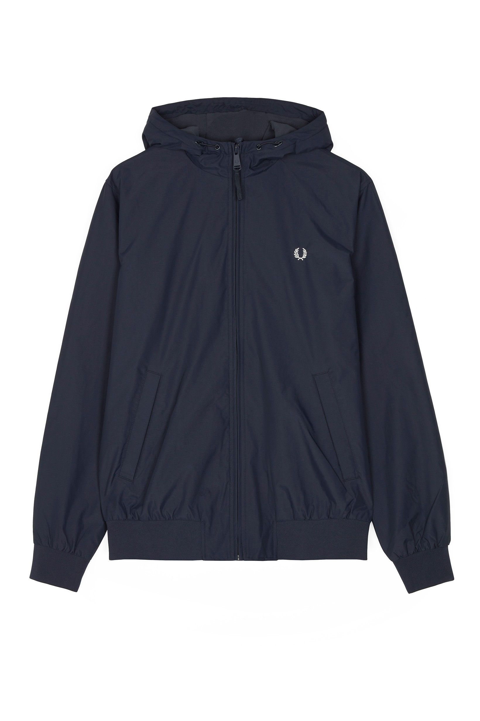 d9c7759f0 Hooded Brentham Jacket - Dark Airforce