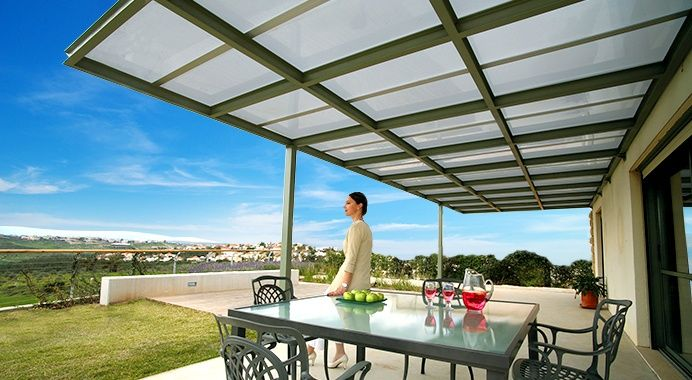 Polycarbonate Roofing Sheets The Perfect Combination Of Roofing Coverings And Natural Light Roofing Sheets Roofing Roof Covering