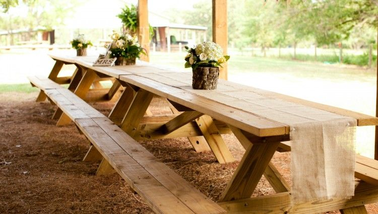 Picnic Table Decor Picnic Table Decorating Ideas Picnic Table