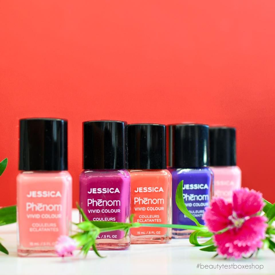 Jessica Phenom Nail Polish.. Βάλε χρώμα στη ζωή σου! Τα χρώματα επιδρούν στη διάθεση μας.  Find Here➡http://www.beautytestbox.com/catalogsearch/result/?q=phenom #newarrivals #beautytestbox #beautytestboxeshop #beautyteam #beautytestboxvideo #cosmetics #musthave #beautyblogger #beautyeditor #review #beauty #girl #love #BeautyGreece #Jessica #JessicaNails #Phenom #nailpolish #nailbeauty #must_have #Greekeshop #beautyproducts
