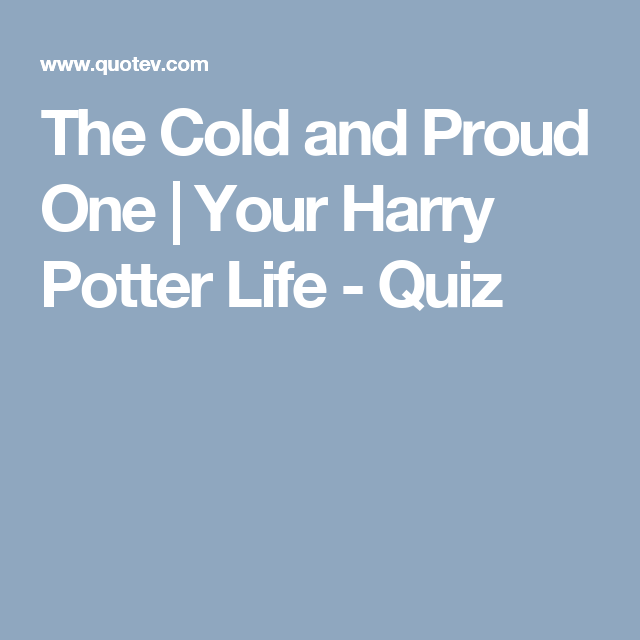 Your Harry Potter Life Harry Potter Life Quiz Harry Potter Quizzes Harry