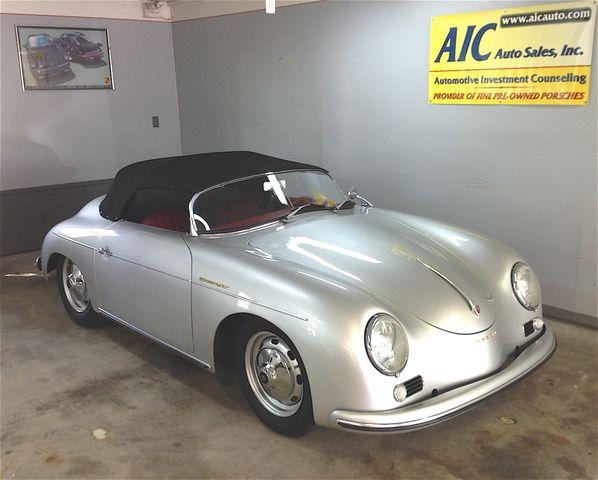 1957 Porsche 356 – Pictures