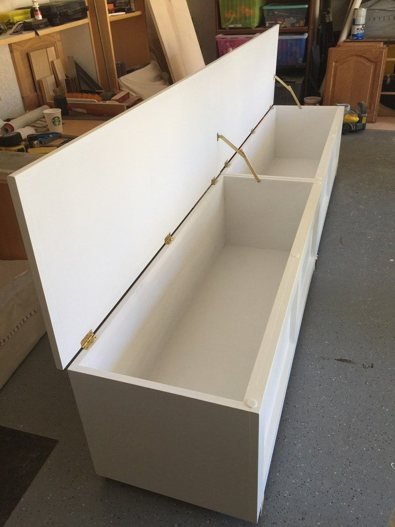 Seating and Storage Bench