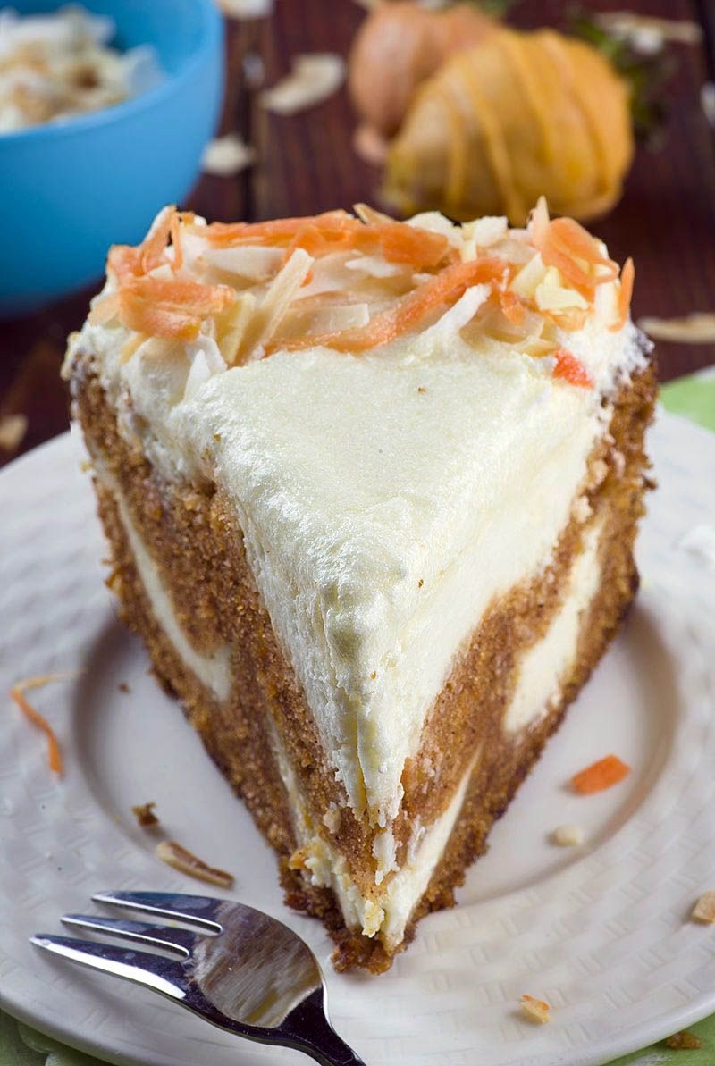 Best anytime carrot cake recipe low sugar and fresh tastes