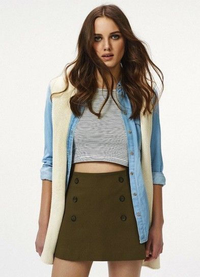 Stradivarius Lookbook febrero 2015: fotos de los looks