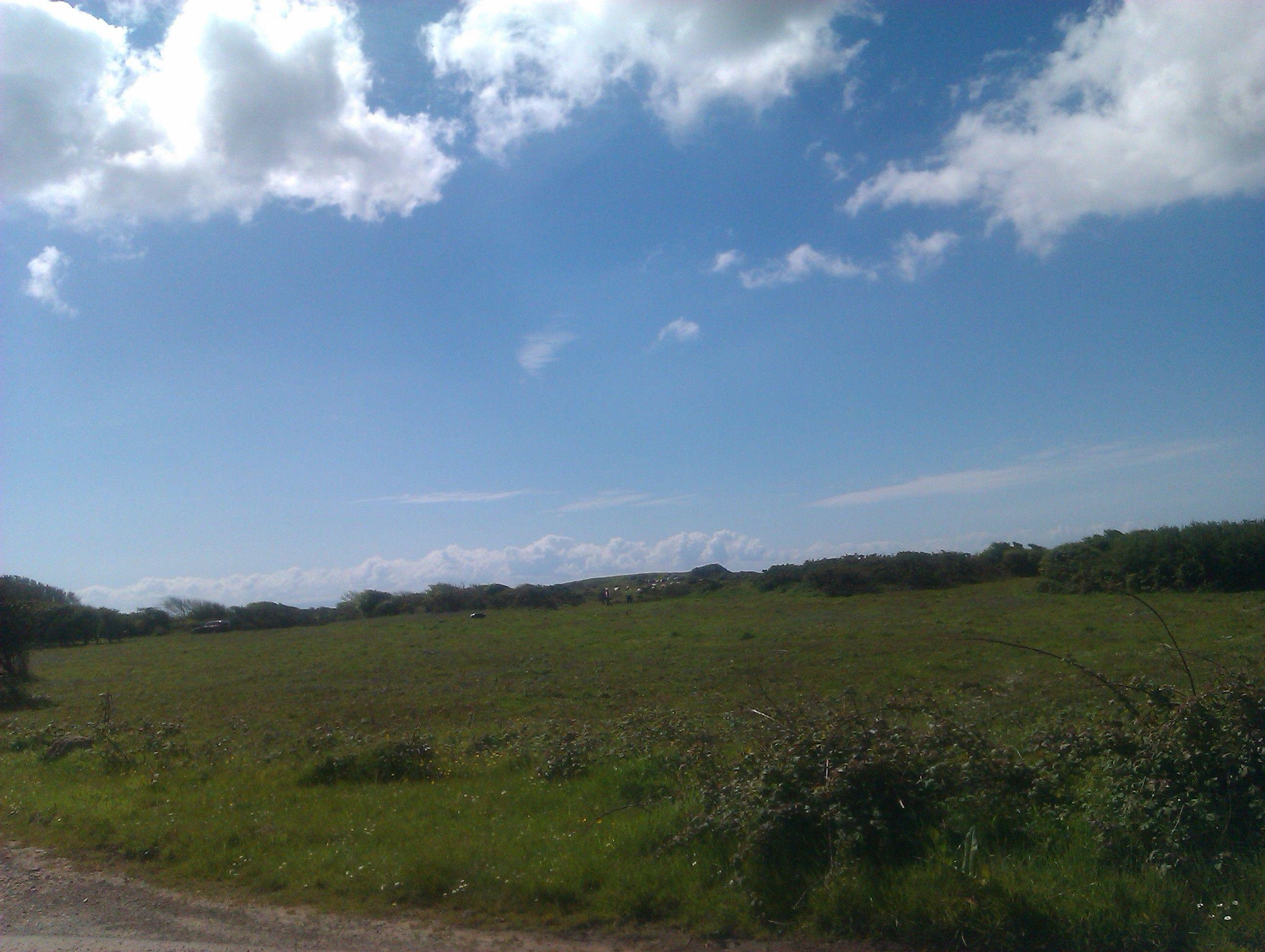 Pennard, Swansea, UK. Taken while on lunch :)