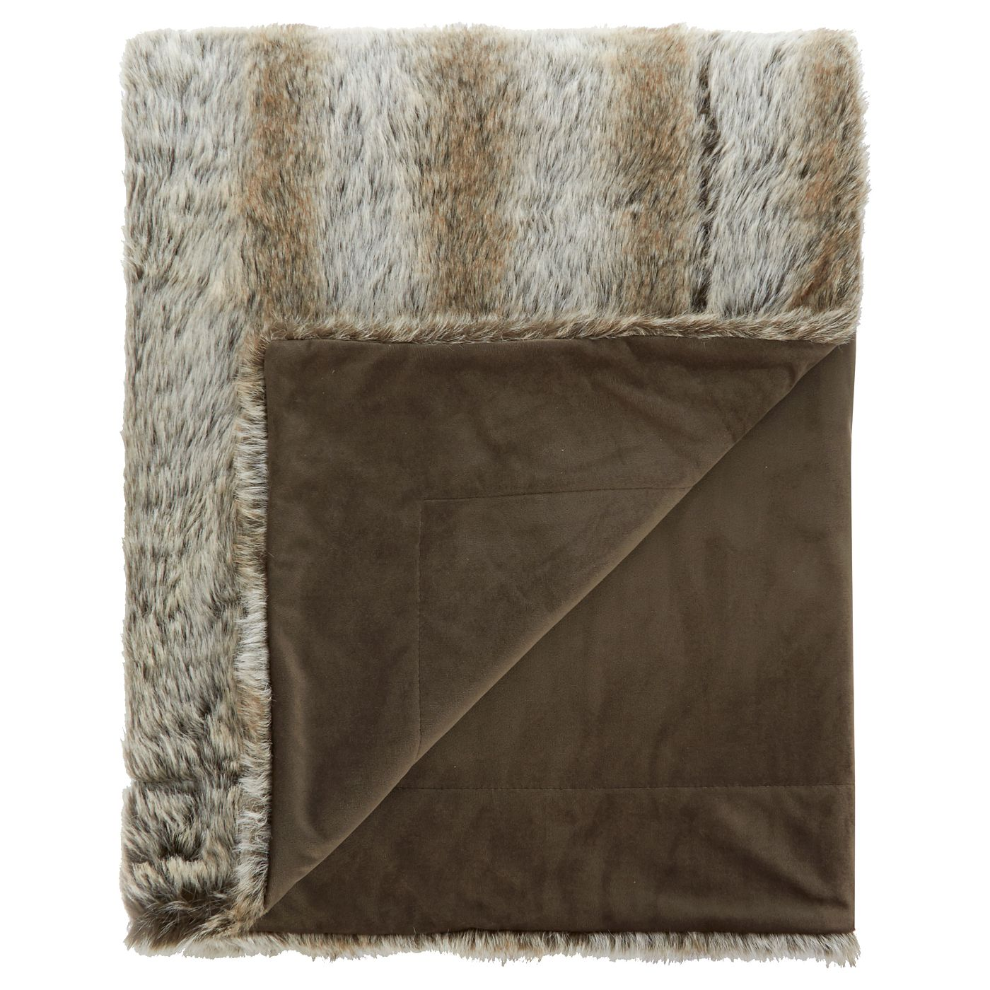 George Home Letter F Throw