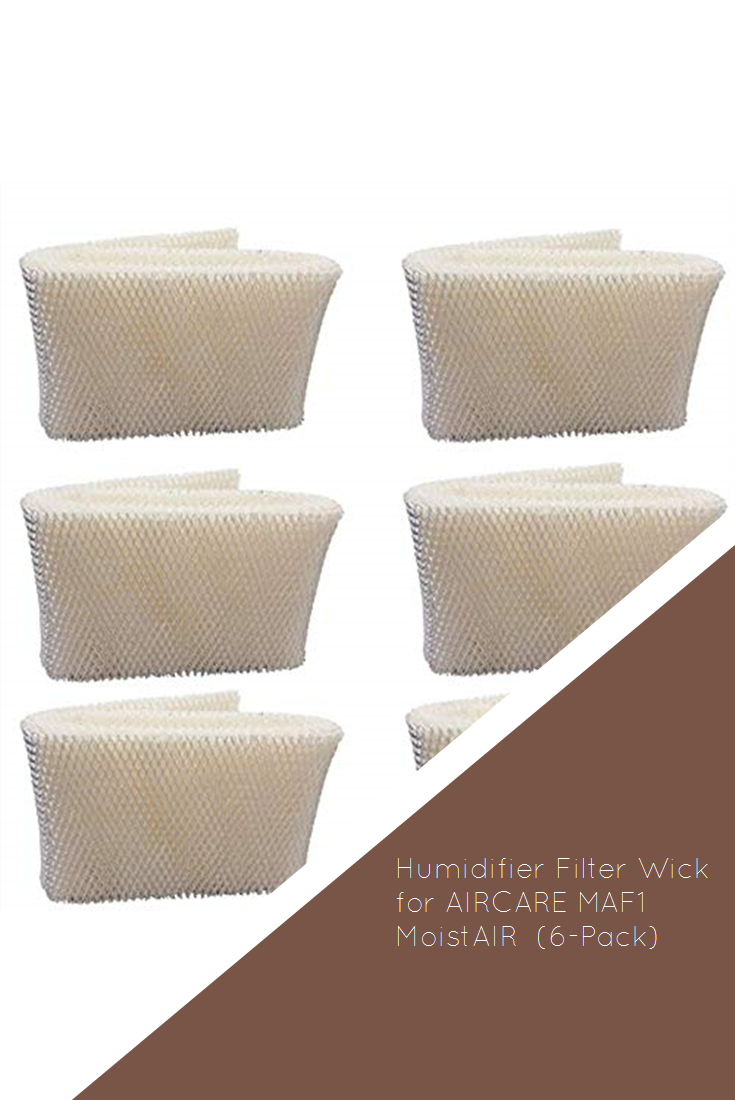 Humidifier Filter Wick for AIRCARE MAF1 MoistAIR (6Pack