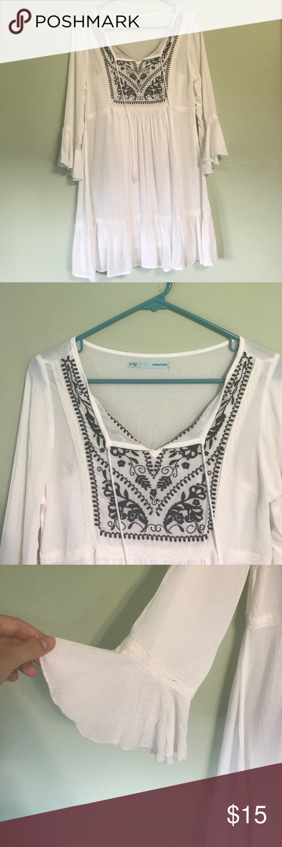 White Peasant Dress Long Sleeve Peasant Dress Peasant Dress Clothes Design [ 1740 x 580 Pixel ]