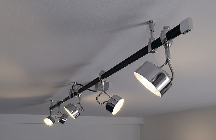 Easytec Track Lighting System With