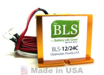 Battery Life Savers Bls 12 24 C Battery Saver Desulfator Battery Life C Batteries Life