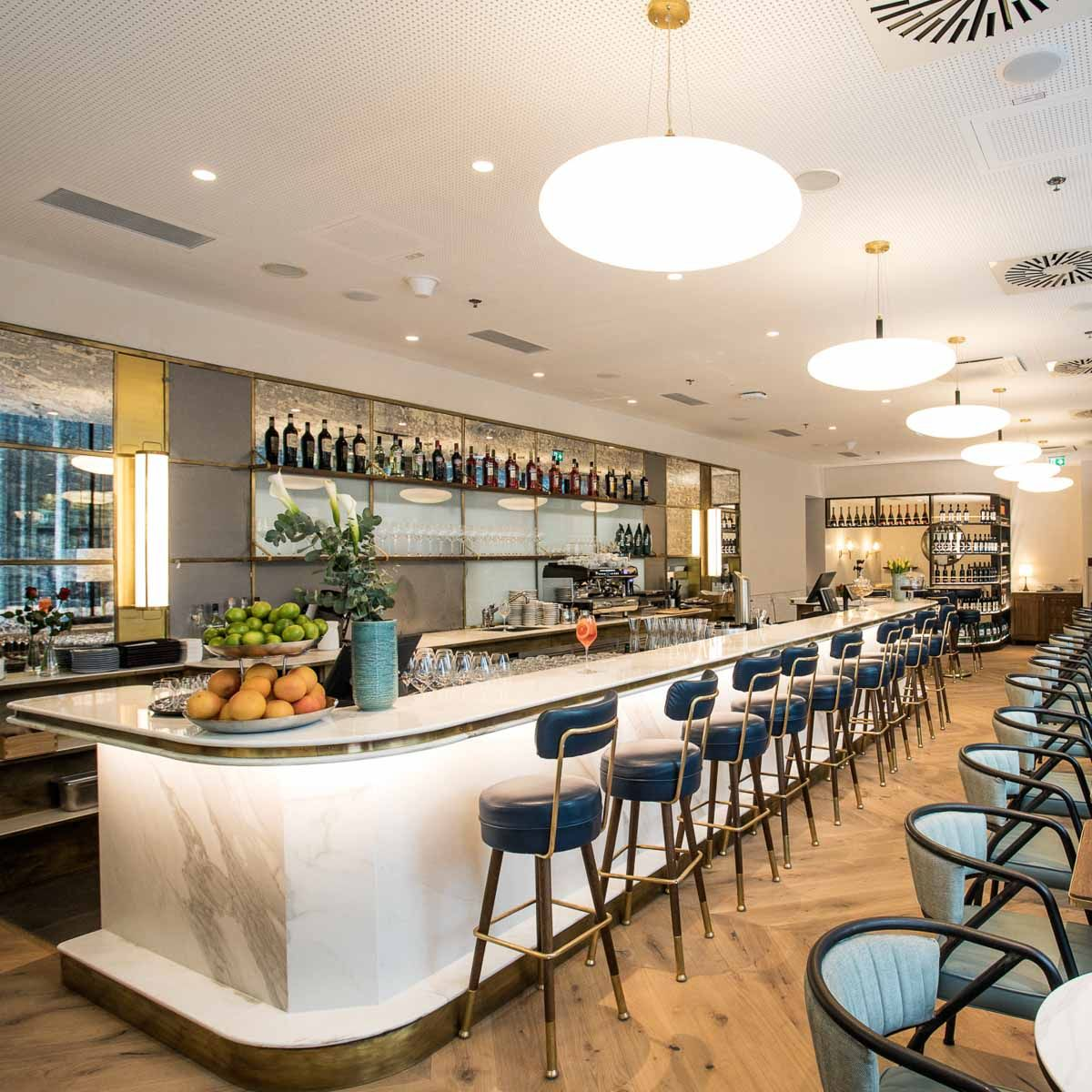 Al Banco After Work Wie In Bella Italia Essen In Wien Wien Essen Und Kaffee To Go