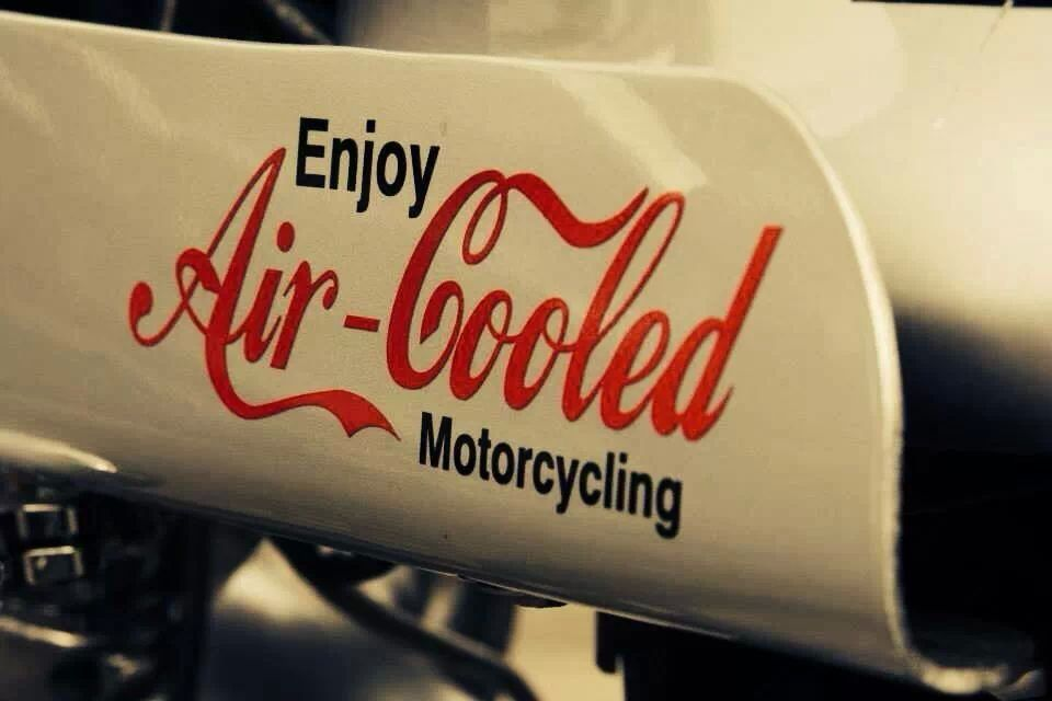 Air Cooled details - Pin by Corb Motorcycles