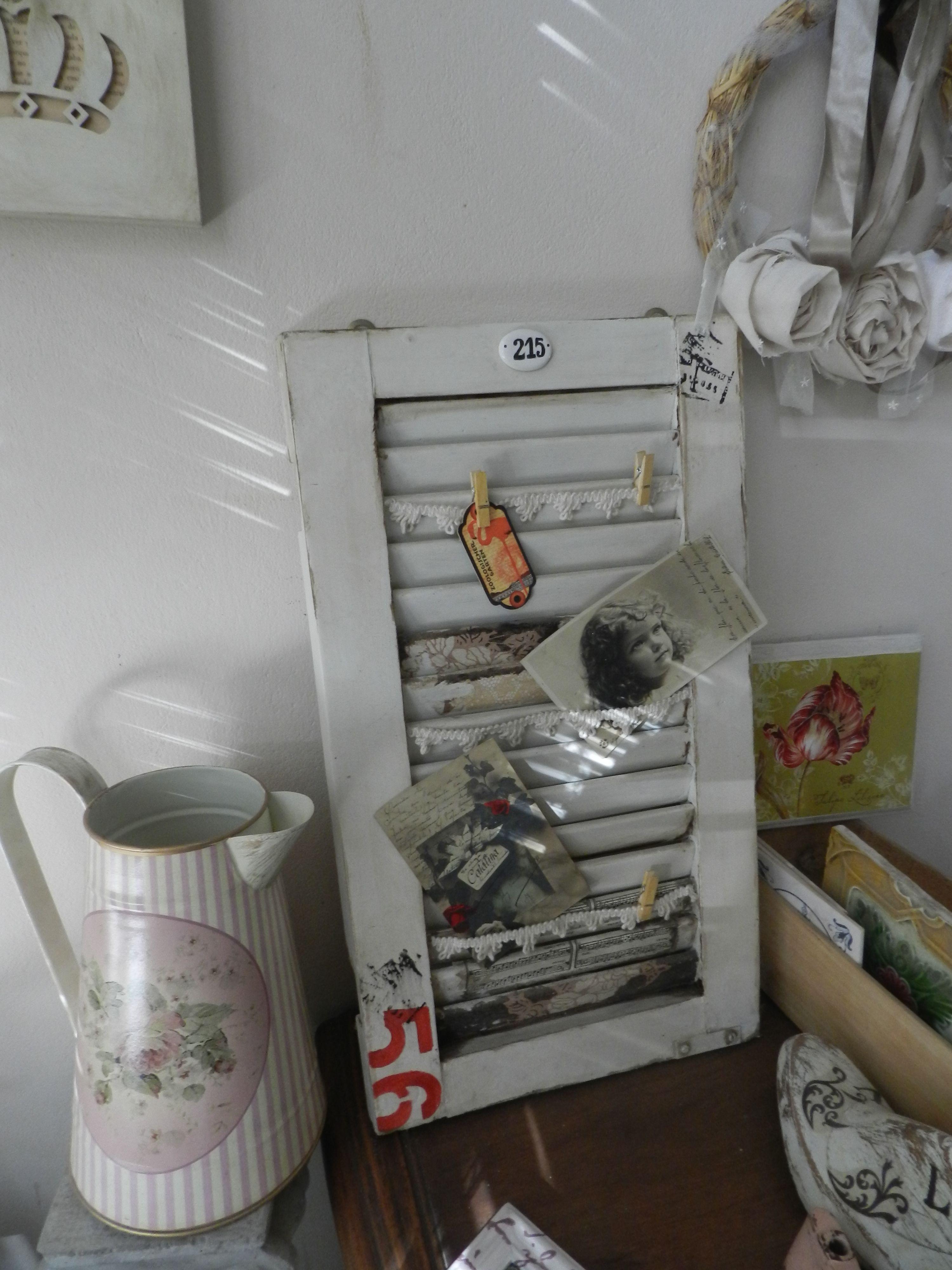 Postigo Reciclado La Rescata Reciclados Pinterest Reciclado  # Muebles Postigo