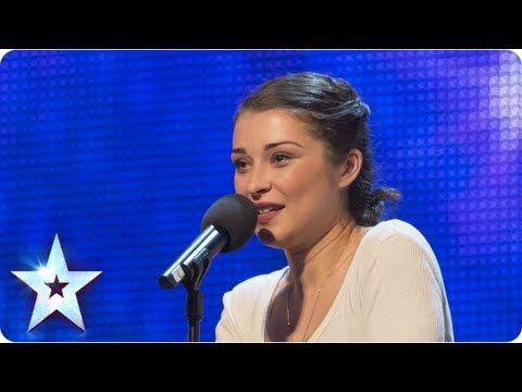Alice Fredenham Britain Got Talent My Funny Valentine Funny
