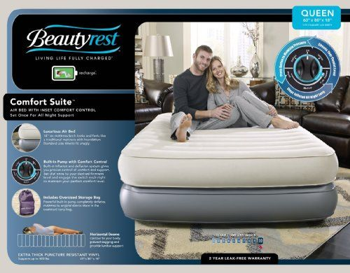 Boyd Beautyrest Queen Comfort Suite Express Bed Find Out More