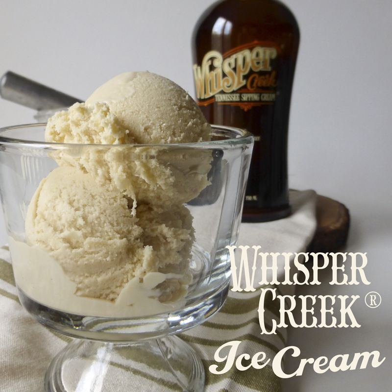 Whisper Creek Homemade Ice Cream