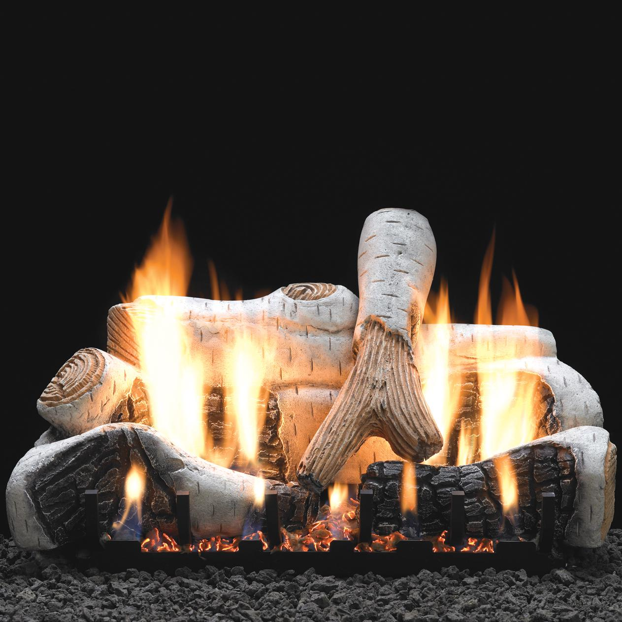 Lugging Logs In From The Cold All Winter Tending To A Fire And