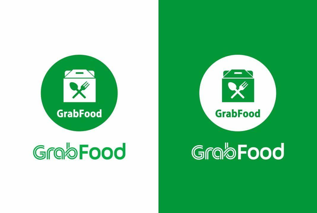 Grab Food Logo Vector Logo Food Grab Food Vector Logo