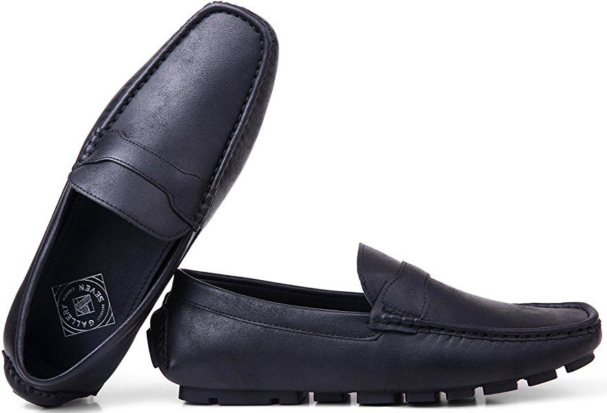 cdd8e5bfe1b Amazon.com | Gallery Seven Driving Shoes for Men - Casual Moccasin ...