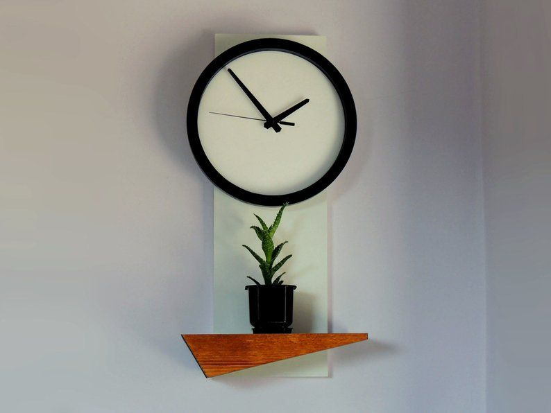 Modern Unusual Wall Clocks