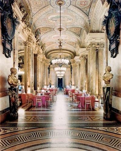 Candida Hofer - Palais Garnier XXIX