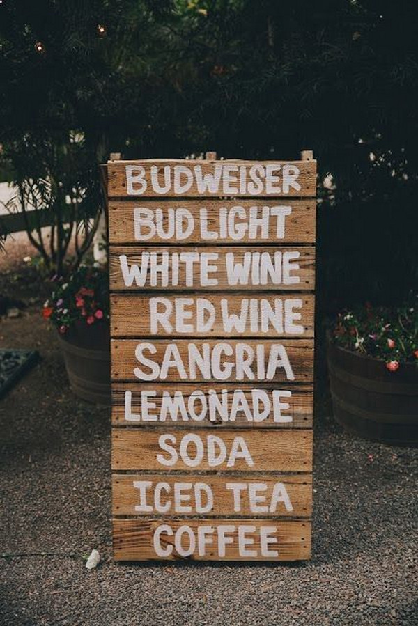 15 Boho Chic Wedding Sign Ideas Youll Love
