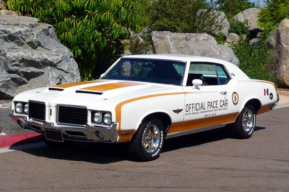 oldsmobile#Hurst Olds#pace car | Outrageous Oldsmobiles | Pinterest ...