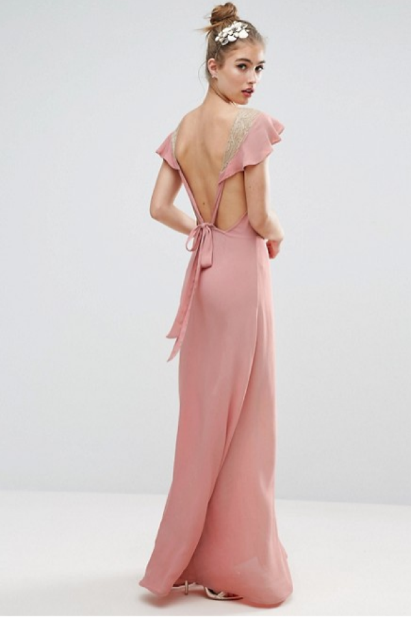 10 Dresses to Make Your Maid of Honor Stand Out | Rosas, Color y Vida