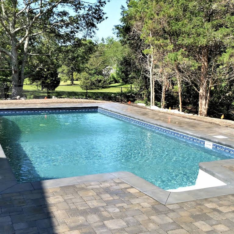 Precision Pools And Patios Llc Inground Swimming Pools And