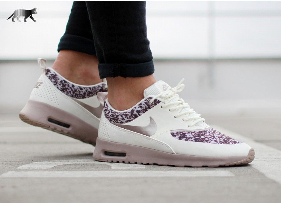 Women's Nike Air Max Thea Textile Casual Shoes
