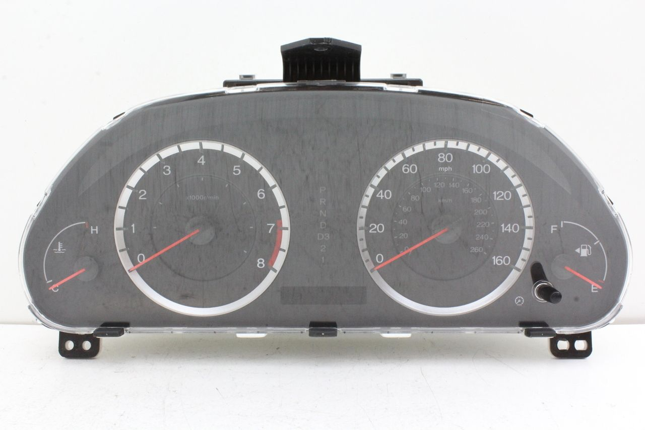 08 12 Honda Accord Speedometer Head Instrument Cluster Gauges