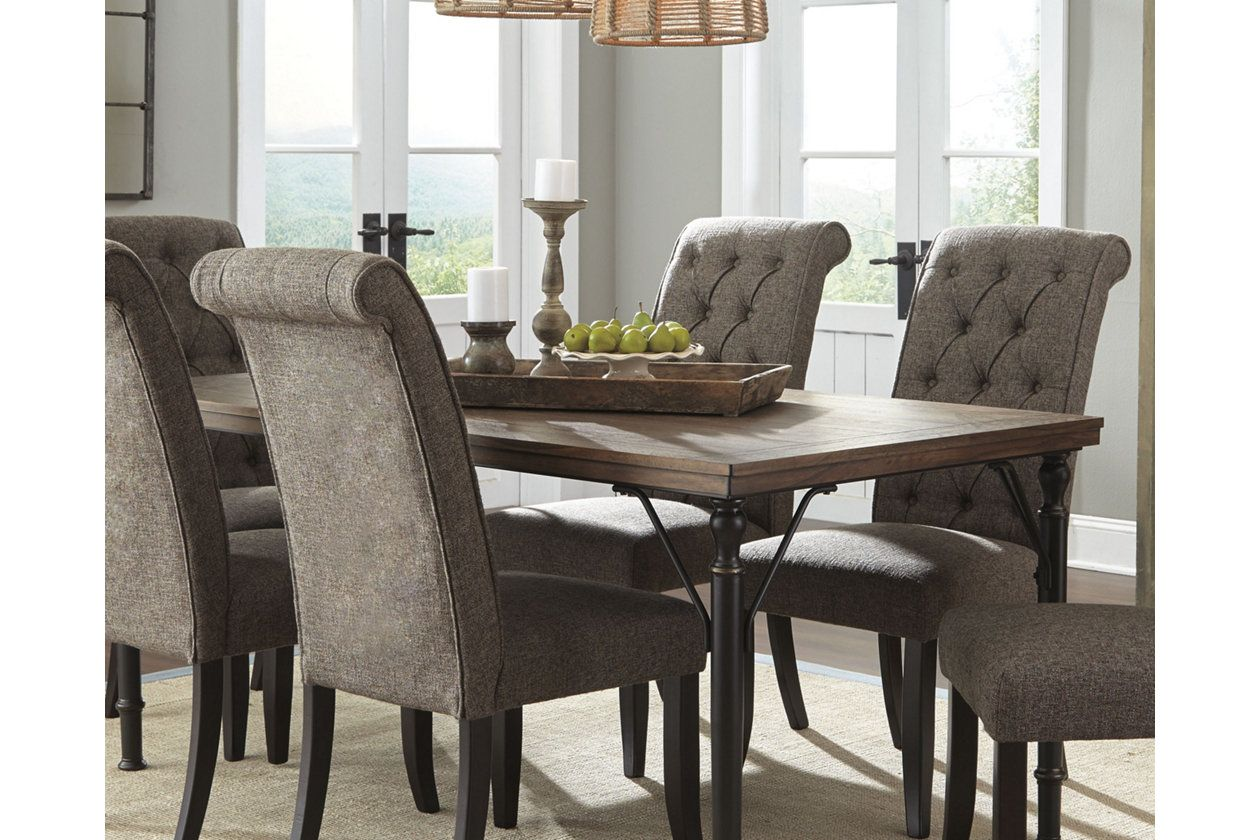 Tripton Dining Room Table Ashley Furniture Homestore Dining