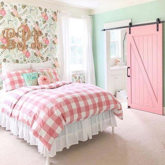 42 Kleinkind Mädchen Schlafzimmer Ideen Dekor Rosa Eine ...