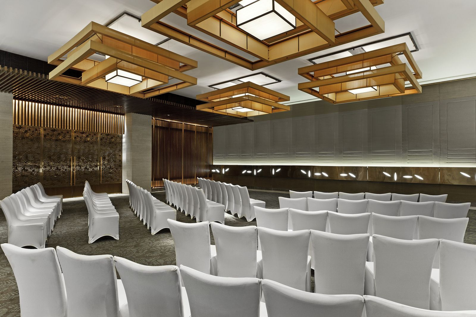 The Westin Gurgaon New Delhi Nurture Theatre Style Seating Theatre Style Seating Seating Home