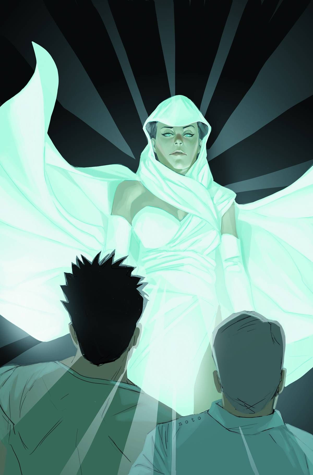Ghost by Phil Noto
