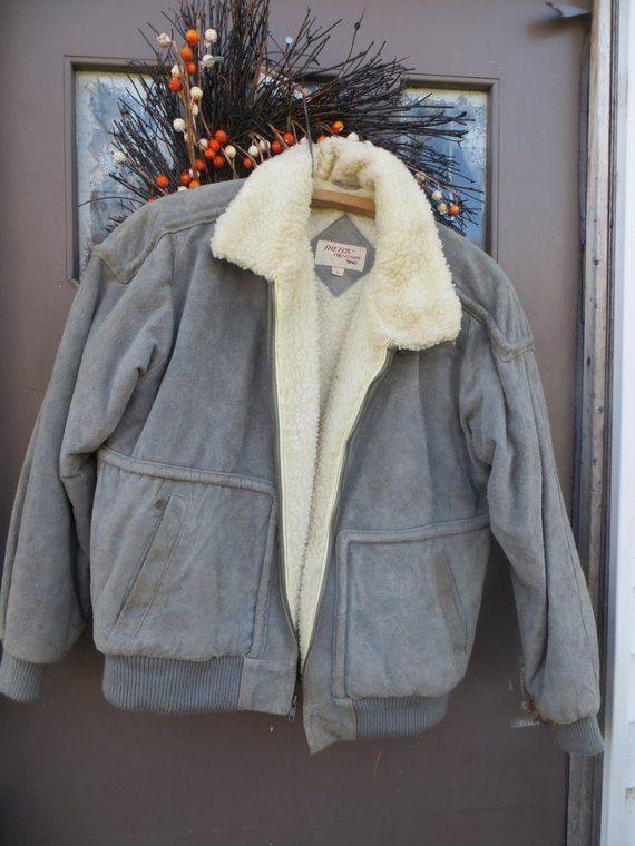 Fox Vintage Suede Jackets Mens Collection