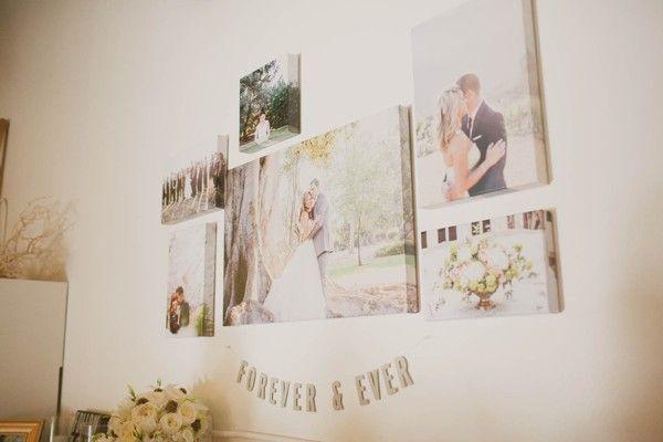 nice way to do wedding portraits