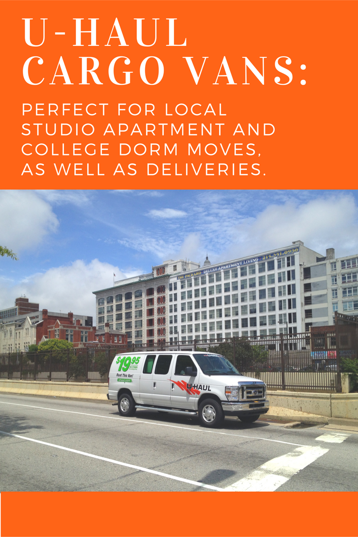 U Haul Cargo Vans Are Ideal For Your Local College Dorm Or Studio Apartment Move A Cargo Van Can Fit Up To A Mattress As Well As Cargo Van Rental Vans