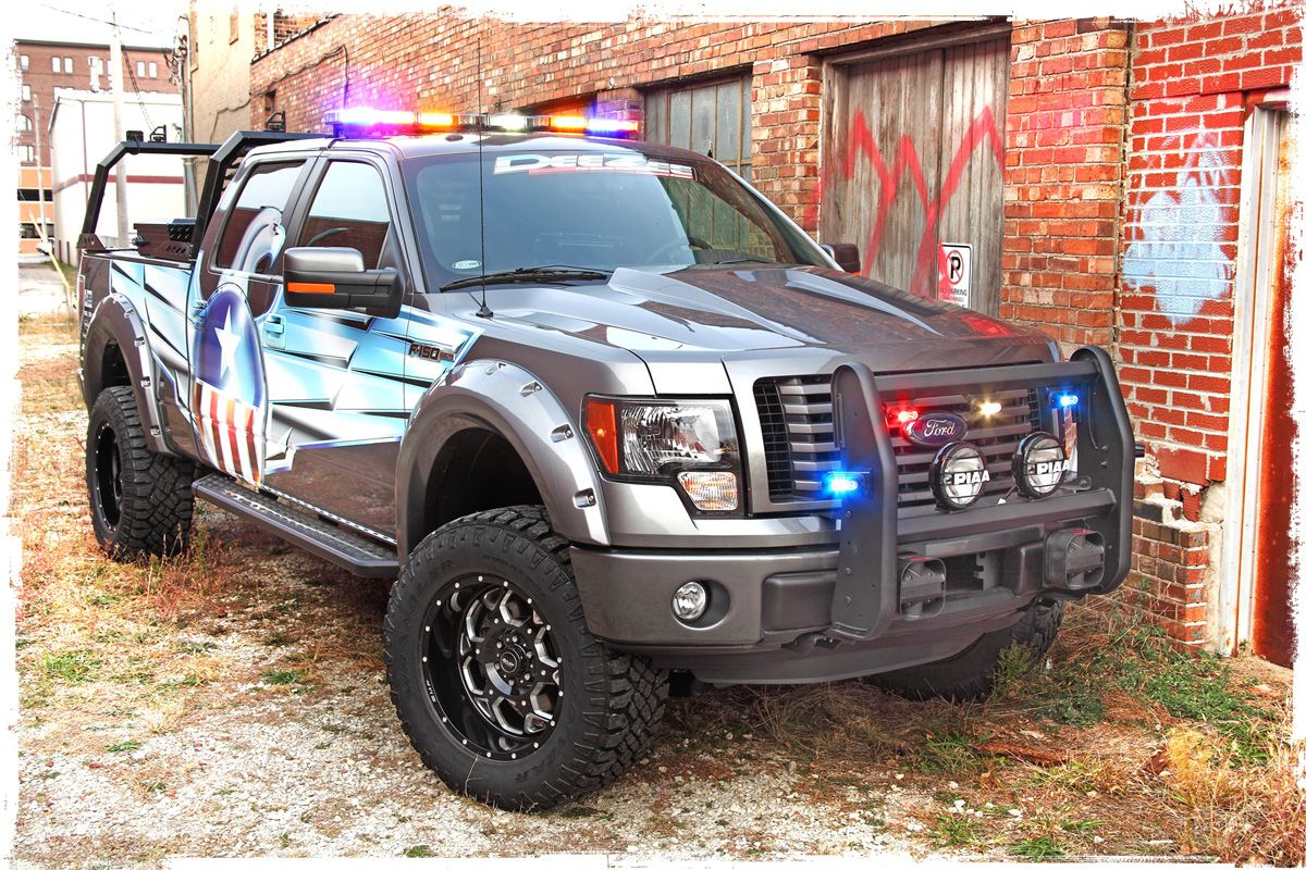 Truck Accessories Ford F150 Truck Accessories Ford Police Truck Truck Accessories