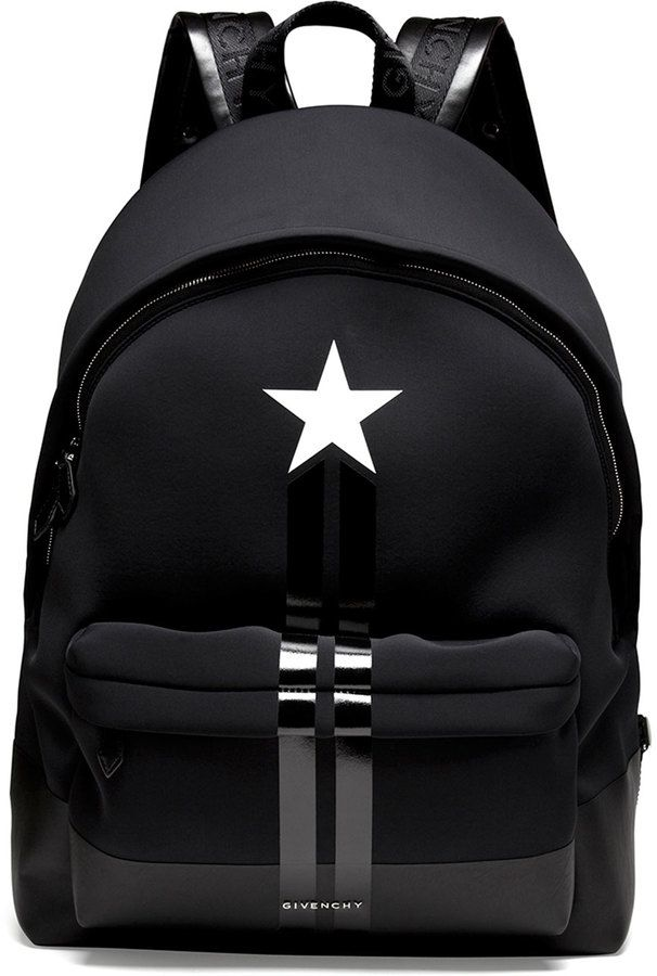 f76a6d43bb Givenchy Star Stripe Neoprene Backpack on shopstyle.com