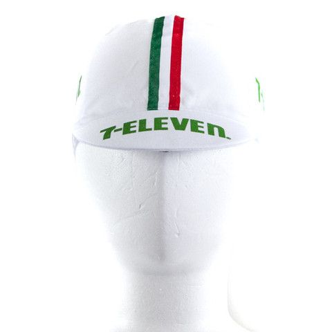 7-Eleven Retro Cycling Cap  9ae9b1c65