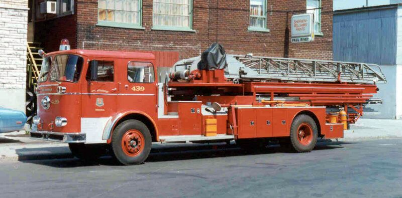 Canadian Fire Truck Archive - King-Seagrave