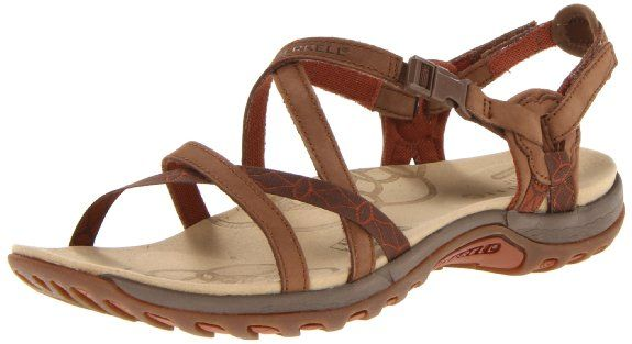 Amazon.com: Merrell Women's Jacardia Sandal: Merrell: Shoes