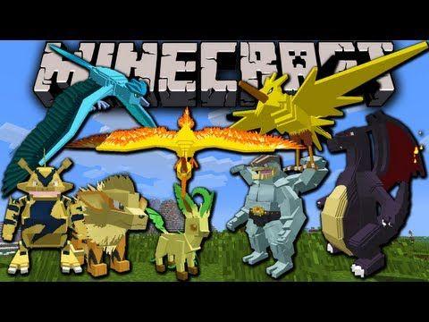 Pixelmon Huge Update Minecraft Pokemon Mod Spotlight 22 For 152