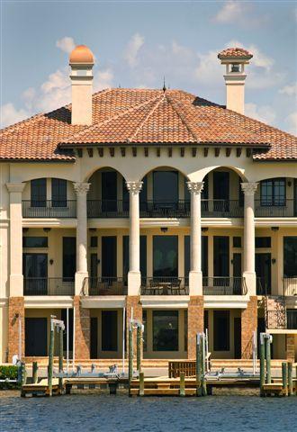 Venetian Style Homes venetian palace back exterior | future house | pinterest | home