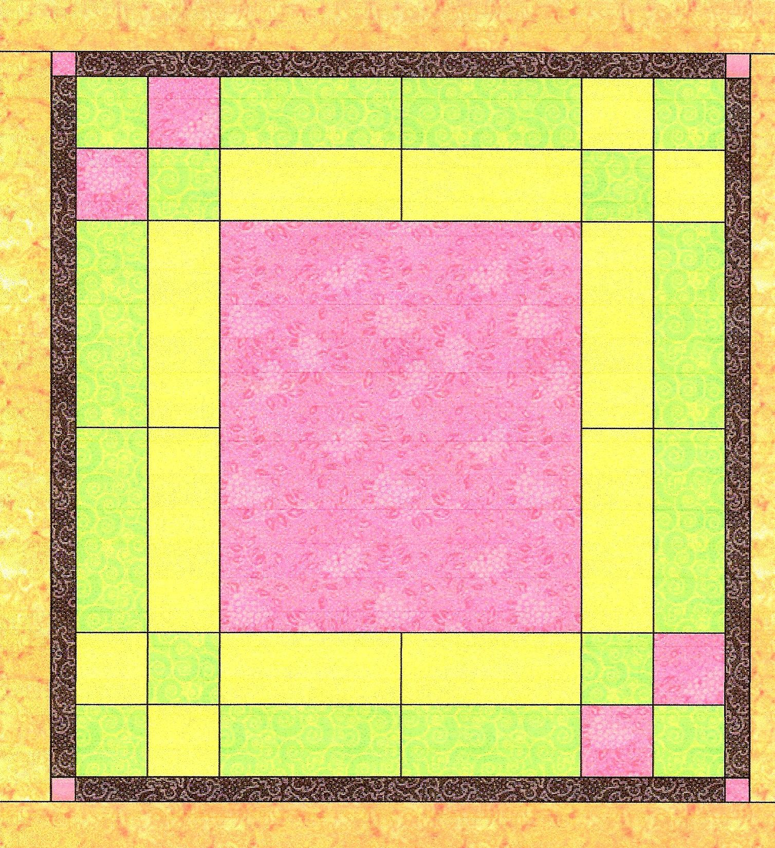Free Dog Quilt Patterns | Quilt Patterns Using Large Panels  ... : quilt patterns with panels - Adamdwight.com
