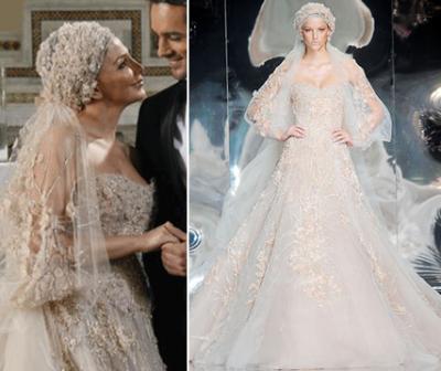 Elissa The Lebanese Singer Wearing A Wedding Dress In Her Video Clip Dress By Fashion Designer Elie Saa Wedding Dresses Wedding Dresses Lace Perfect Bride